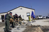 Breaking Ground at Bomb Range (2)
