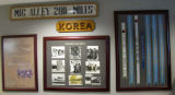 Korean War - 4th Fighter Interceptor Group Display