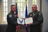 Colonel Moeller Receives Bronze Star