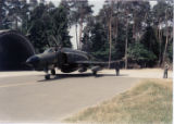 Ground Crew Working on F-4 at Ramstein (1)